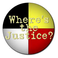 Wheres the Justice Logo